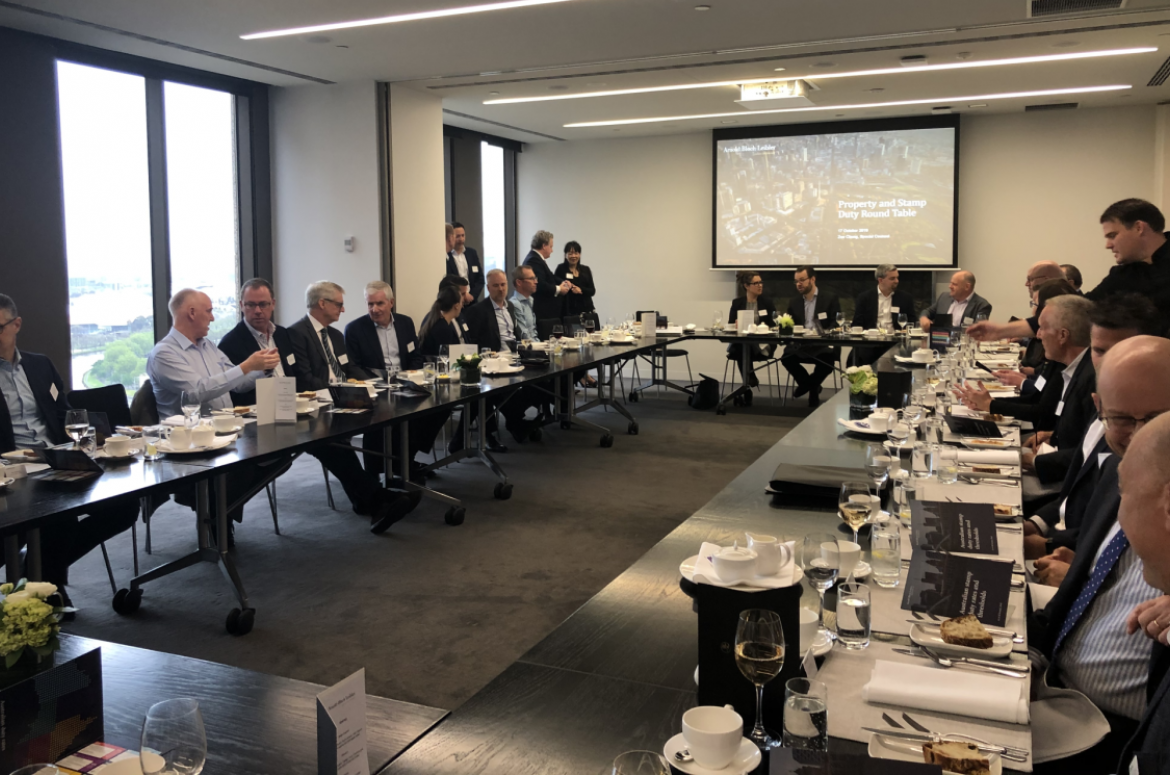ABL Property and tax lunch 2019