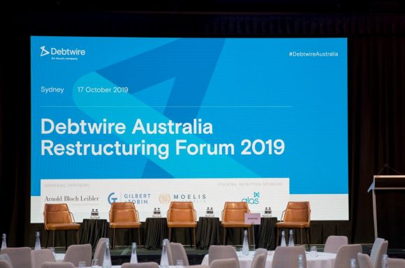 Debtwire Australia Forum 2019