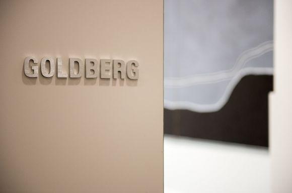 Goldberg name on boardroom