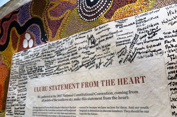Melb Law School Statement from the Heart April 2018