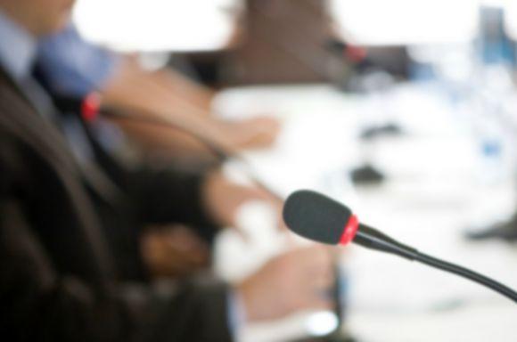 Presentation conference