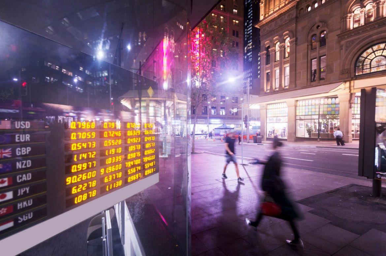 Sydney stock exchange