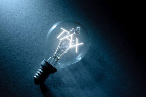Tax light bulb v2