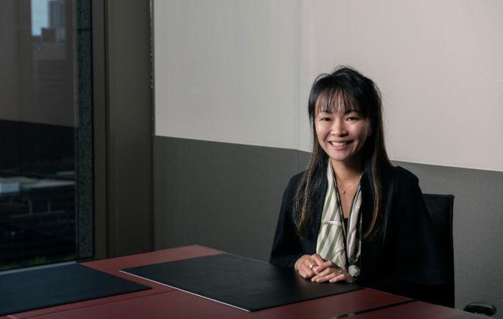 Zoe Chung portrait