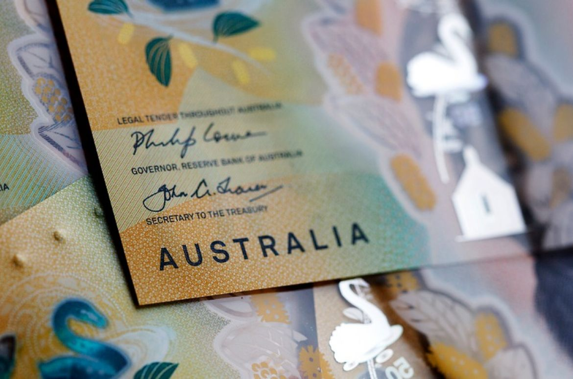 australian fifty dollar note picture id1131619355