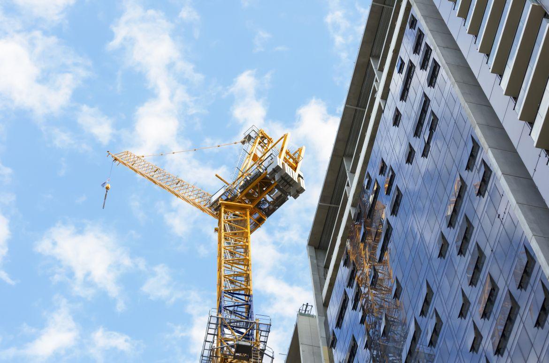 construction Sydney crane